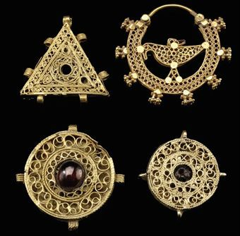 Persian jewelry (2/3)