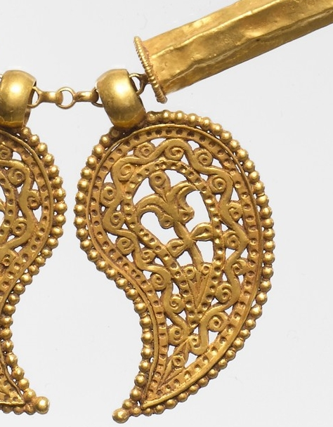 Some Byzantine jewelry from the 6th-7th century « Miriam's Middle